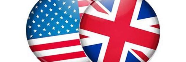 Британский и американский английский — материалы для практики