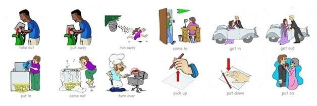 5 бесплатных способов выучить английские фразовые глаголы